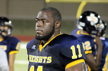 A'Shawn Robinson Via 247Sports