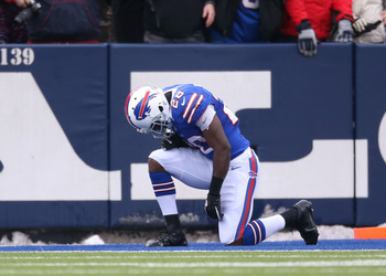 Another game with a yard play of over 60 yards for C.J. Spiller.
