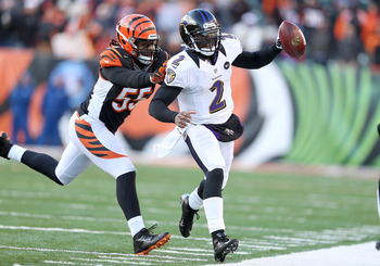 Vontaze Burfict was seemingly everywhere on the field in Week 17.