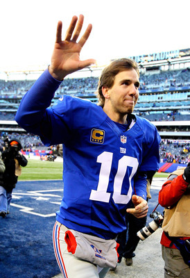 QB Eli Manning threw five TDs against PHI.