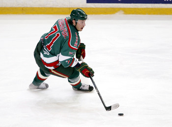 During the Lockout Ilya Kovalchuk has taken his talents to SKA Saint Petersburg