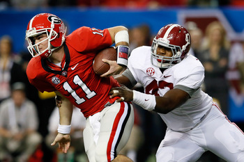 Tide fans are hoping Dickson's play against Georgia in the SEC title game is a sign of things to come for 2013.