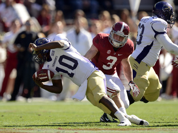 Sunseri's versatility will be a valuable asset for Alabama's defense next season.