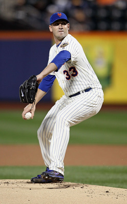 Matt Harvey is one of the Mets' promising young players.