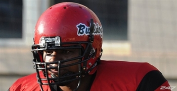 Trenton Brown Via 247Sports