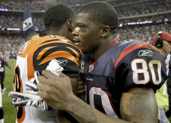 Just like last year, the Bengals and Ravens will face off in the playoffs.