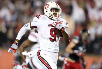 DeVante Parker is the Cardinals' leading receiver.