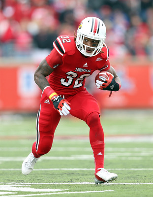 Senorise Perry ran for over 700 yards in 2012.