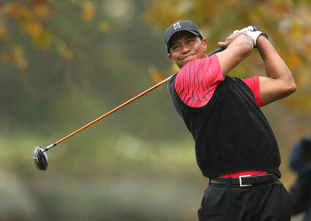 Tiger Woods' first major win since 2008 will come at Merion.