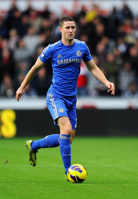 Gary Cahill has been in great form for Chelsea under Rafael Benitez