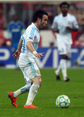Mathieu Valbuena has been at the heart of Marseille's title challenge