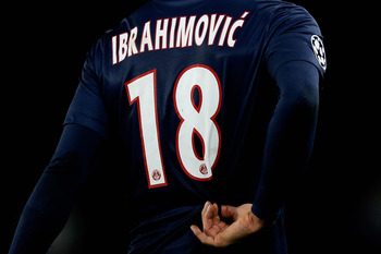 Ibrahimovic-The name that PSG's Ligue 1 rivals fear