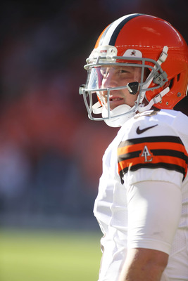 Brandon Weeden or someone else, it doesn't matter—just find a quarterback and keep it going with him.