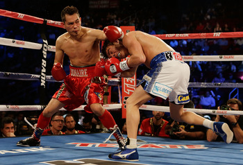 Donaire impressively dispatched four world-class opponents.