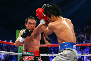 Pacquiao-Marquez IV was one for the ages.