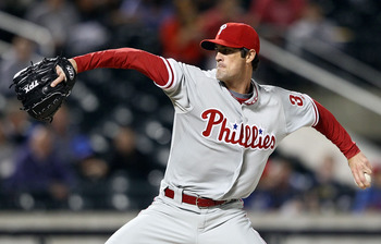 Cole Hamels continues to pitch at a Cy Young-worthy level.