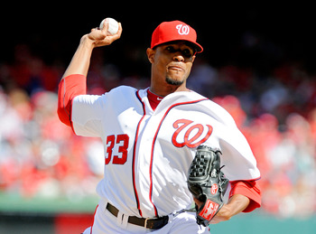 Edwin Jackson helps to solidify Chicago's staff.