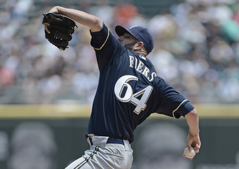 Fiers will look to build off of a solid 2012.