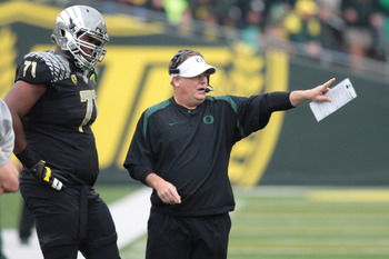 Chip Kelly is the hottest college coach right now.