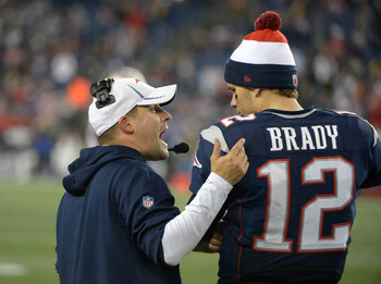 Josh McDaniels won't have as good a QB if he leaves New England.