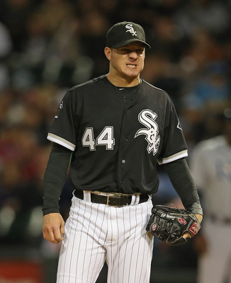 Jake Peavy returned to All-Star form in Chicago last year.