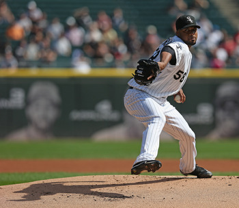 Francisco Liriano adds to a solid rotation.