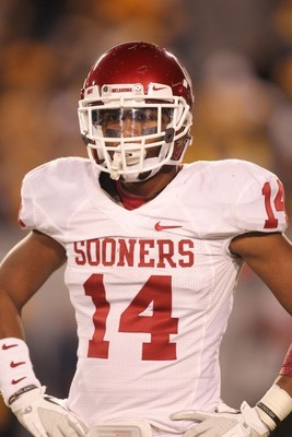 Aaron Colvin's leadership will be crucial for Oklahoma in 2013.