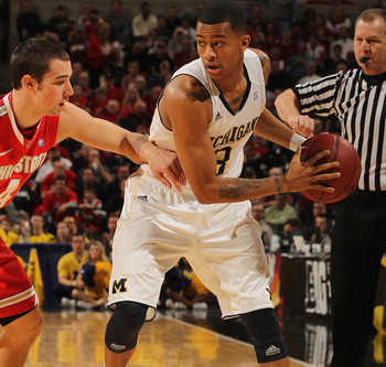 Aaron Craft will make life tough for Trey Burke in the two regular season meetings between the Ohio State Buckeyes and Michigan Wolverines.