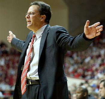 Head coach Tom Crean and the Indiana Hoosiers are the biggest roadblock the Michigan Wolverines will face this season.