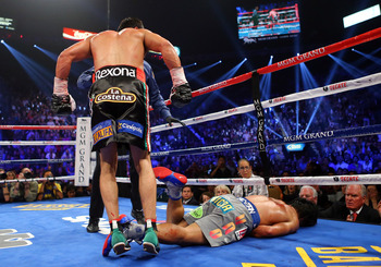 What Juan Manuel Marquez did to Manny Pacquiao was a knockout in every sense of the word.