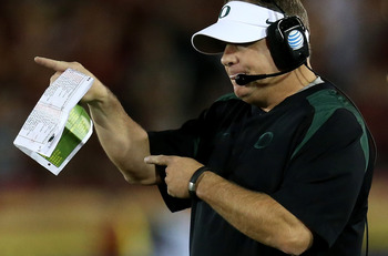 Oregon's Chip Kelly is expected to be a hot name.