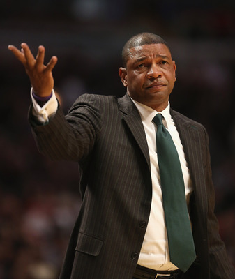 Doc Rivers can't seem to find his second unit.