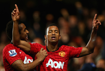 Arsene Wenger is an admirer of Manchester United midfielder Nani.