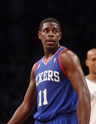 Jrue Holiday's play has kept Philly afloat.