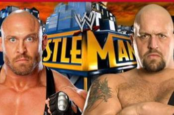 Will we see Ryback vs. Big Show at WrestleMania 29? Photo Credit: http://www.mixmastab.com/2012/11/could-we-see-ryback-vs-big-show-at.html