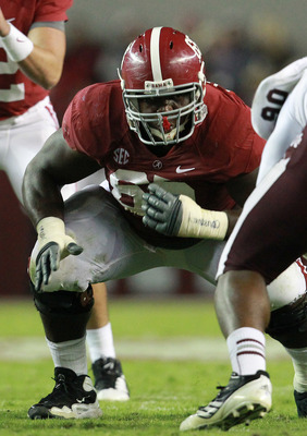 Chance Warmack is the best guard in the 2013 NFL draft class.