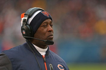 Don't expect Lovie Smith to be out of work for long.