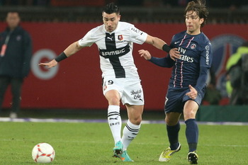 Romain Alessandrini is one Ligue 1 star set for primetime in 2013