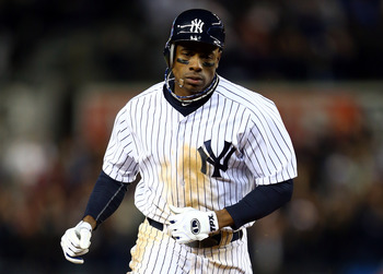 Granderson is 33 years old.  Signing him long term will keep him with the Yankees into his late 30s.