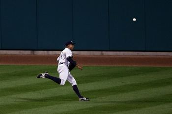 The Yankees have other options in center field.