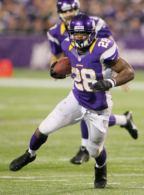 Adrian Peterson should be the consensus No. 1 pick in 2013.