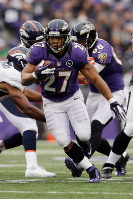 Ray Rice piled up 1,621 total yards this season.