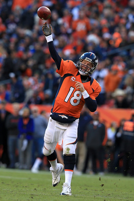 Peyton Manning is back.
