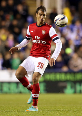Marouane Chamakh is plainly not part of Arsene Wenger's plans.