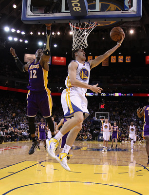 Klay's aggressive shooting has been in question this season.