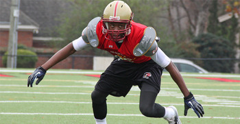 Marquez White Via 247Sports