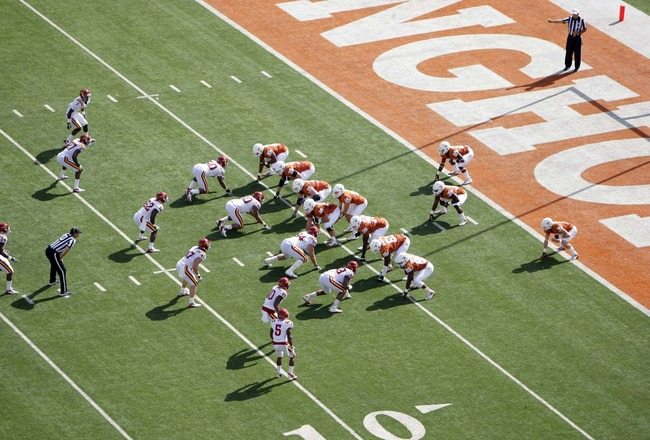 Texas Football: Longhorns&#39; Top 5 Plays from the 2012 Season