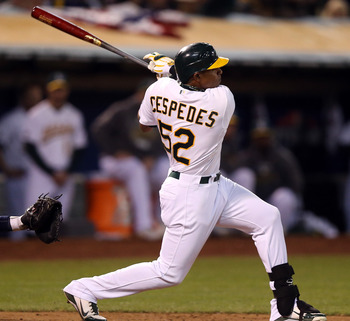 "Cespedes translates in Oakland dialect to, ""amazing."""