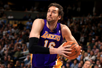 Anytime the Lakers stumble, Pau Gasol trade rumors emerge.