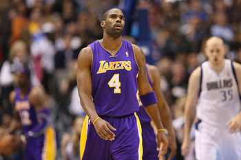 The Antawn Jamison struggle face